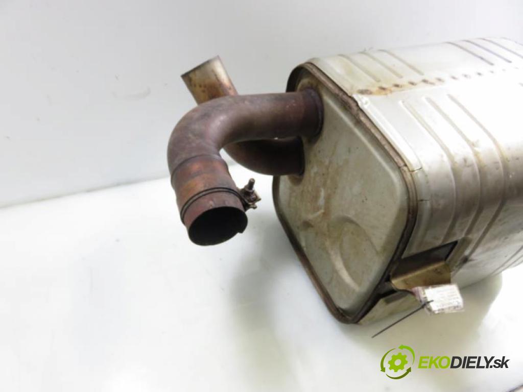 MERCEDES BENZ ATEGO II 1222 L OM924 LA OM924LA manual 6 stupňová 162 kW 220 km  katalyzátor  (Katalyzátory)