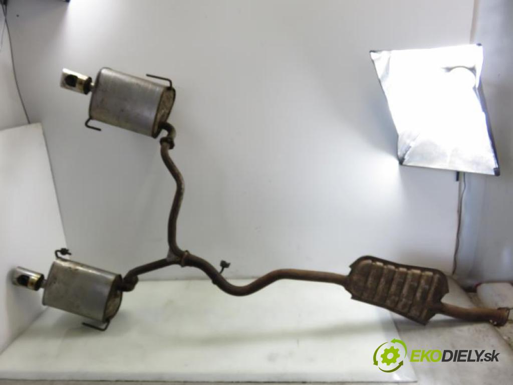 SUBARU LEGACY OUTBACK IV (BP) FL 2.0 D AWD EE20Z manual 5 stupňová 110 kW 150 km  Rúra výfuk /  (Výfuky)