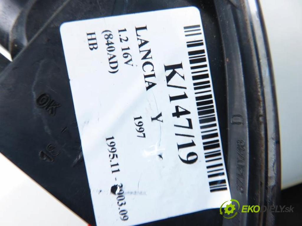 LANCIA Y 1.2 16V (840AD) 176 B9.000 manual 5 stupňová 63 kW 86 km  Smerovka PP  (Smerovky)