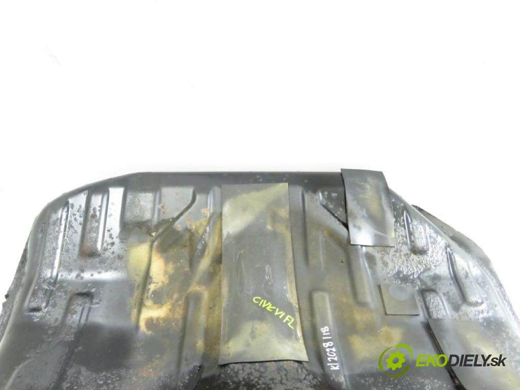 HONDA CIVIC VI FL 1.4 16V D14A4,D14A8,D14Z4,D14A6 manual 5 stupňová 66 kW 90 km  Nádržka paliva benzín  (Nádrže)