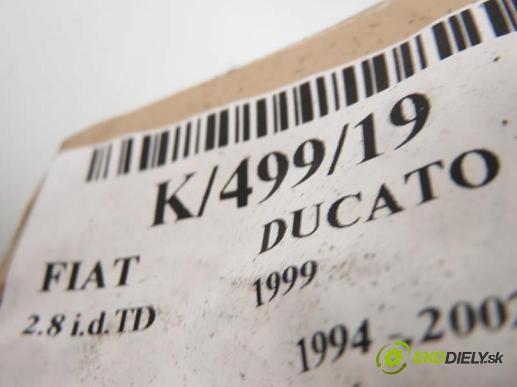 FIAT DUCATO II 2.8 i.d.TD 8140.43 manual 5 stupňová 90 kW 122 km  Smerovka LP  (Smerovky)