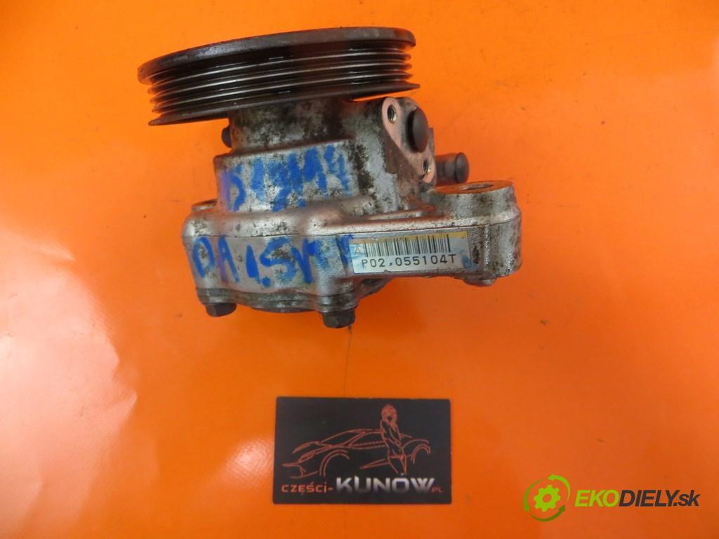 HONDA CIVIC VI (EJ9) 1.5 VTEC-E  D15Z6   84 kW 114 km  pumpa servočerpadlo  (Servočerpadlá, pumpy řízení)