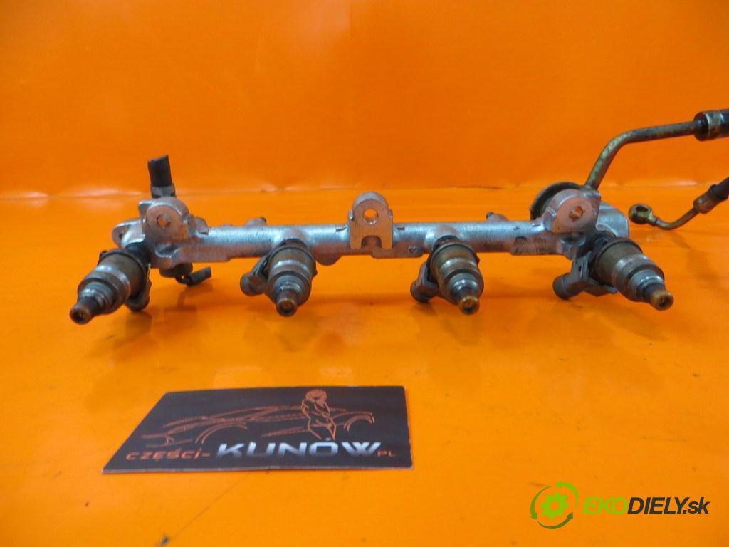 HONDA CIVIC V 1.5 I 16V (EG4) D15B2, D15Z2   66 kW 90 km  lišta vstřikovací  (PALIVOVÝ SYSTÉM)