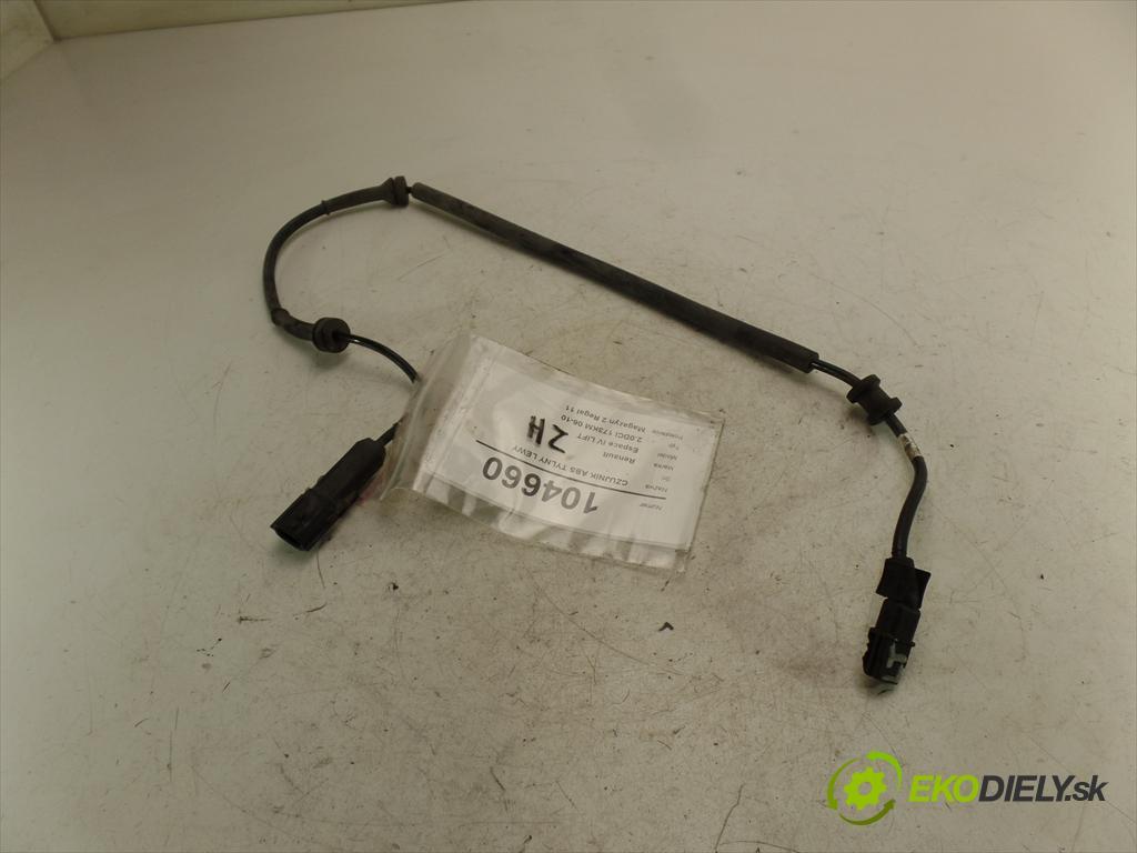 Renault Espace IV LIFT  2006  2.0DCI 173KM 06-10 2000 snímač ABS zadní část levý 8200539280 (Snímače ABS)