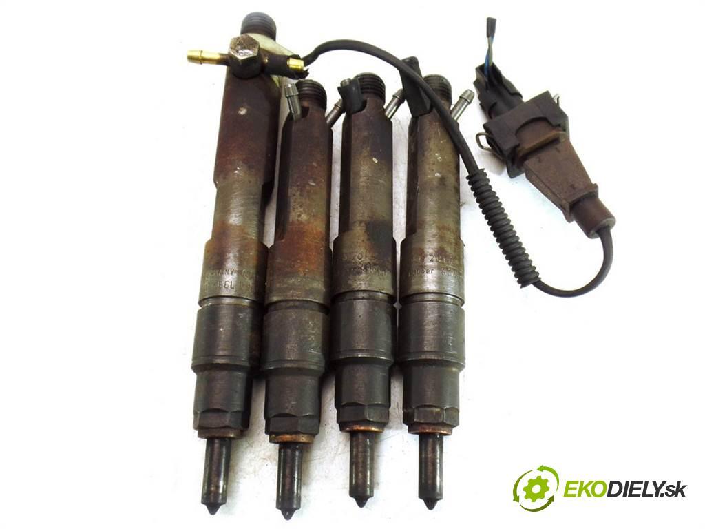 Skoda Octavia I  1998 66kW SEDAN 4D 1.9TDI 90KM 96-00 1900 Vstrekovacie ventily 038130201G (Vstrekovacie ventily)