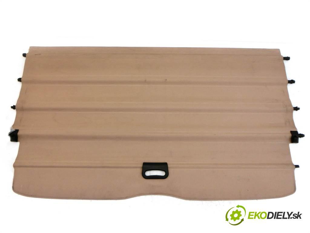 BMW X5  2002 135KW E53 3.0D 24V 184KM 99-06 3000 Roleta  (Rolety kufra)
