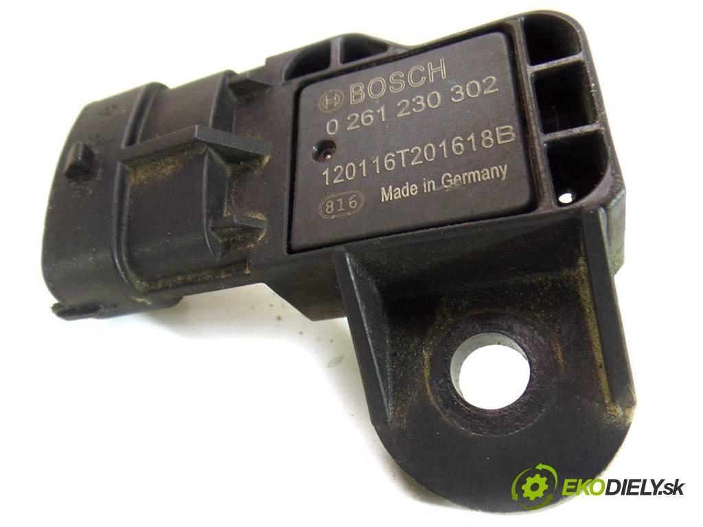 Fiat Doblo II    1.4 T-JET 120KM 10-14  MAP senzor 0261230302 (Ostatní)