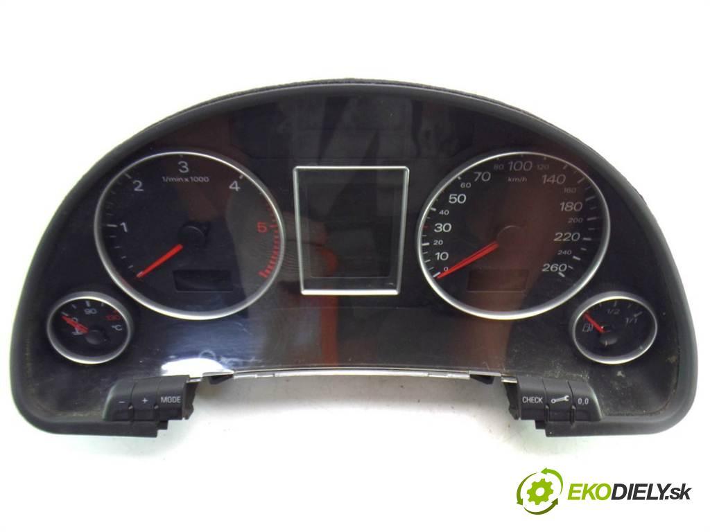 Audi A4 B7  2008  2.0TDI 140KM 04-08 5D 2000 Prístrojovka 0263664226 (Prístrojové dosky, displeje)