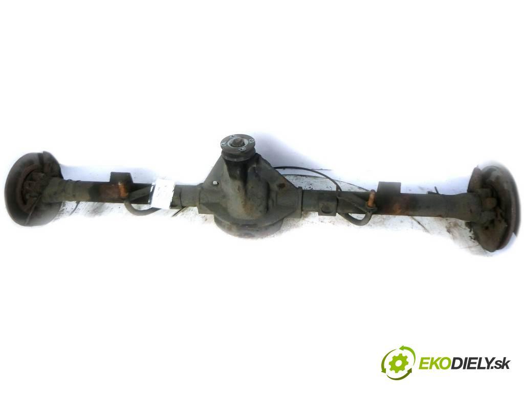 Iveco Daily IV  2008  2.3HPI 116KM 06-11 2300 Most zad ,diferenciál 12/47 10202 (Zadné)