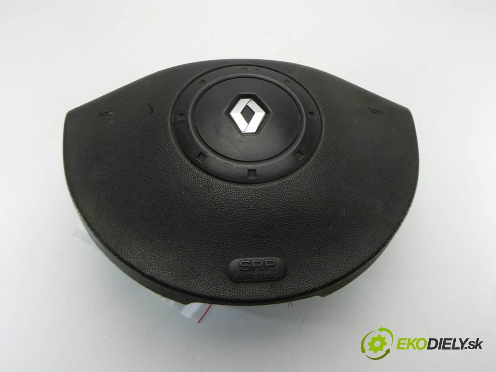 Renault Megane II  2005  HATCHBACK 5D 1.9DCI 120KM 02-08 1900 AirBag - volantu  (Airbagy)