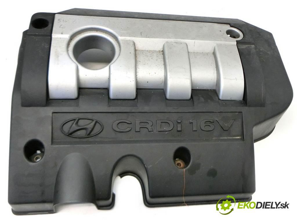 Hyundai Santa Fe  2001  SUV 5D 2.0CRDi 83KM 01-06 2000 Kryt Motor 29240-27101 (Kryty motora)