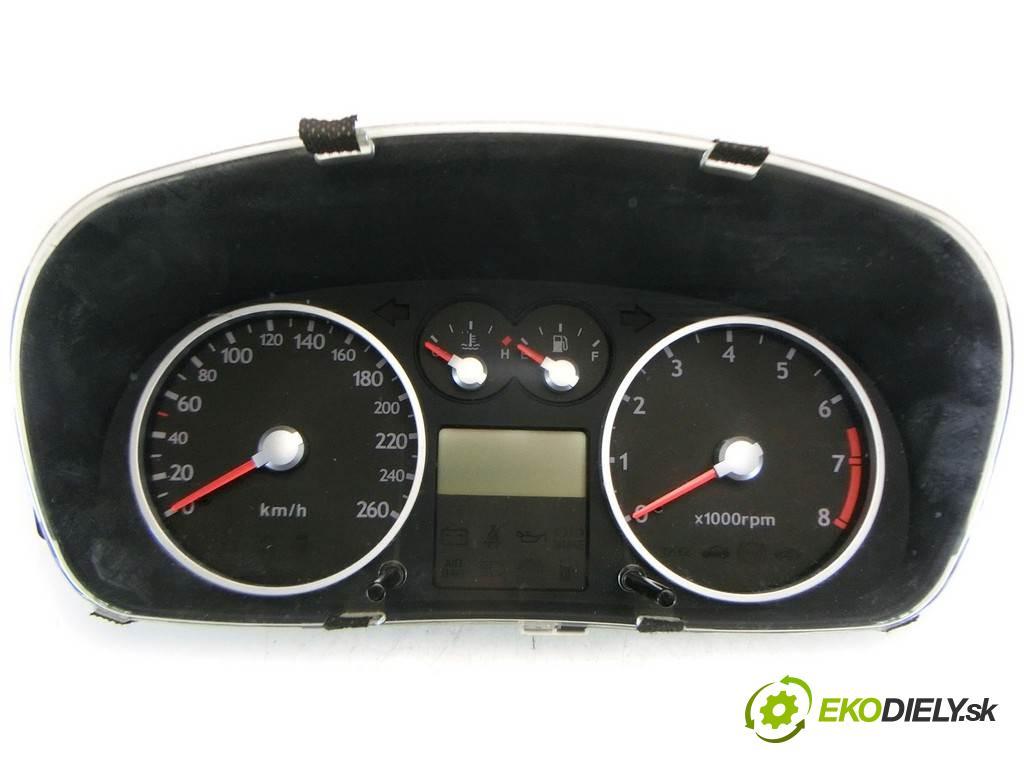 Hyundai Tiburon Coupe II  2002  2.0B 143KM 01-08 2000 Prístrojovka 94003-2C635 (Prístrojové dosky, displeje)