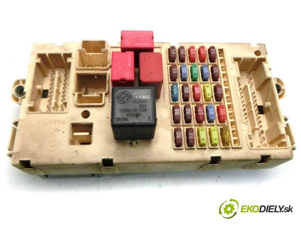 Peugeot Boxer II    2.2HDI 120KM 06-14  skříňka poistková 1360733080 (Pojistkové skříňky)