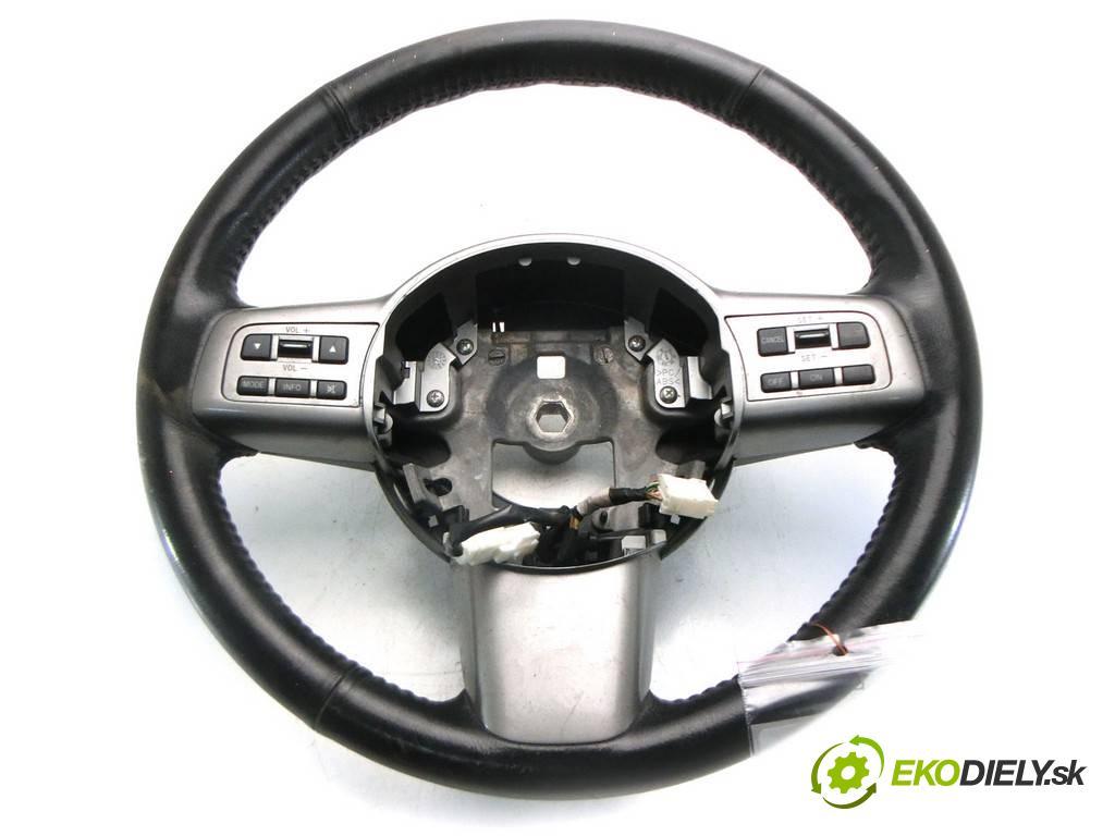 Mazda 2 II  2009  HATCHBACK 3D 1.5B 103KM 07-10 1500 Volant  (Volanty)