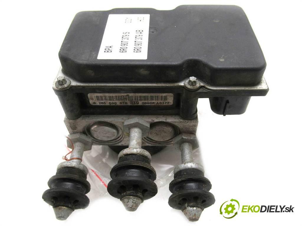 Skoda Fabia II  2012  LIFT KOMBI 5D 1.2TSI 105KM 07-14 1200 Pumpa ABS 0265237025 (Pumpy ABS)