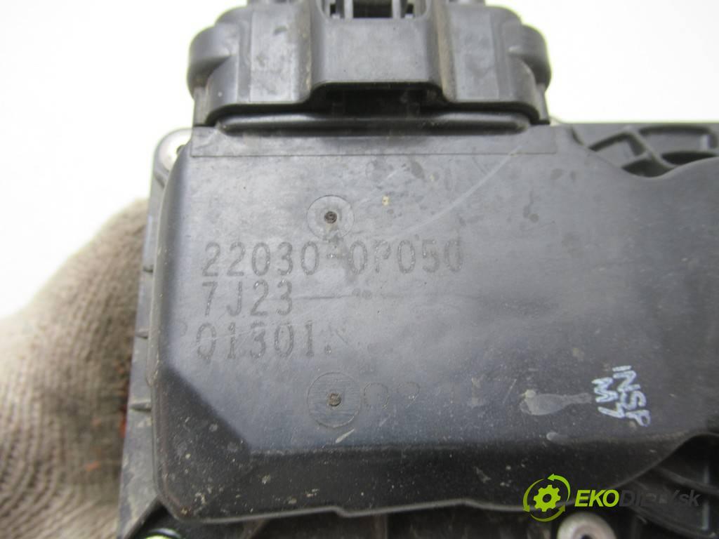 Toyota Avalon  2007  X3 USA SEDAN 4D 3.5B 272KM 05-08 3500 škrtíci klapka 22030-0P050 (Škrticí klapky)