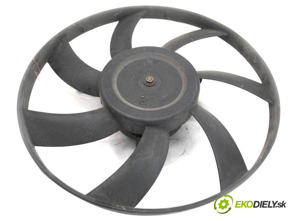 Seat Cordoba FL  2001  LIFT 1.9SDI 68KM 99-02 1900 Ventilátor chladiča  (Ventilátory)