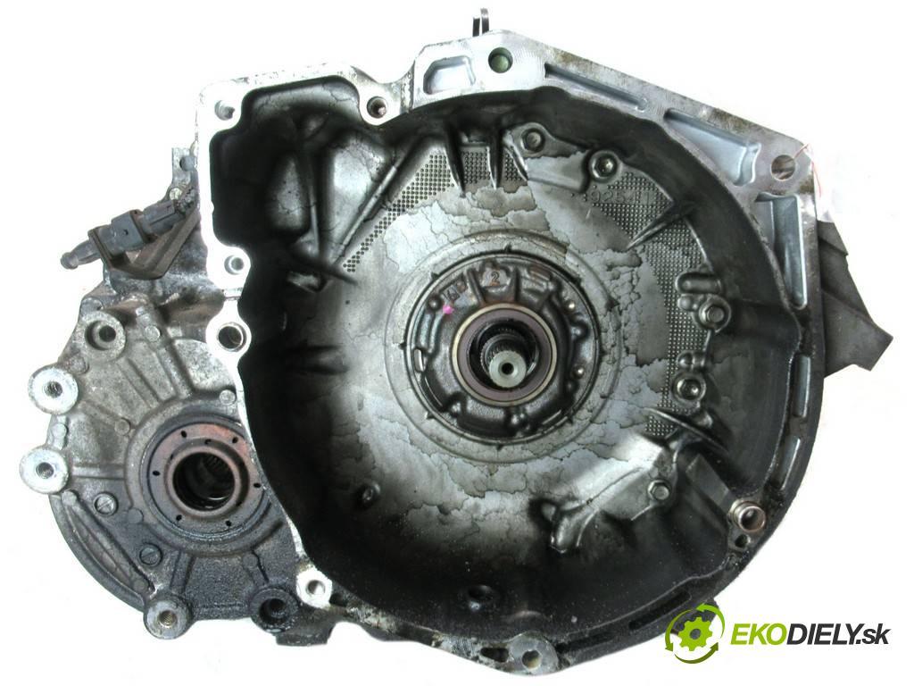 Opel Zafira B  2006  1.9CDTI 150KM 05-08 1900 Prevodovka - TF-80SC AF40 (Prevodovky)