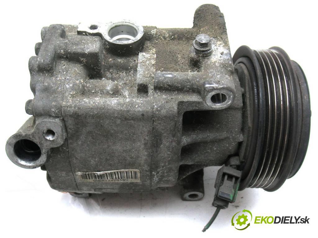 Fiat Panda II  2010 60KM VAN 5D 1.2B 60KM 03-12 1200 Kompresor klimatizácie SCSB06 (Kompresory klimatizácie)
