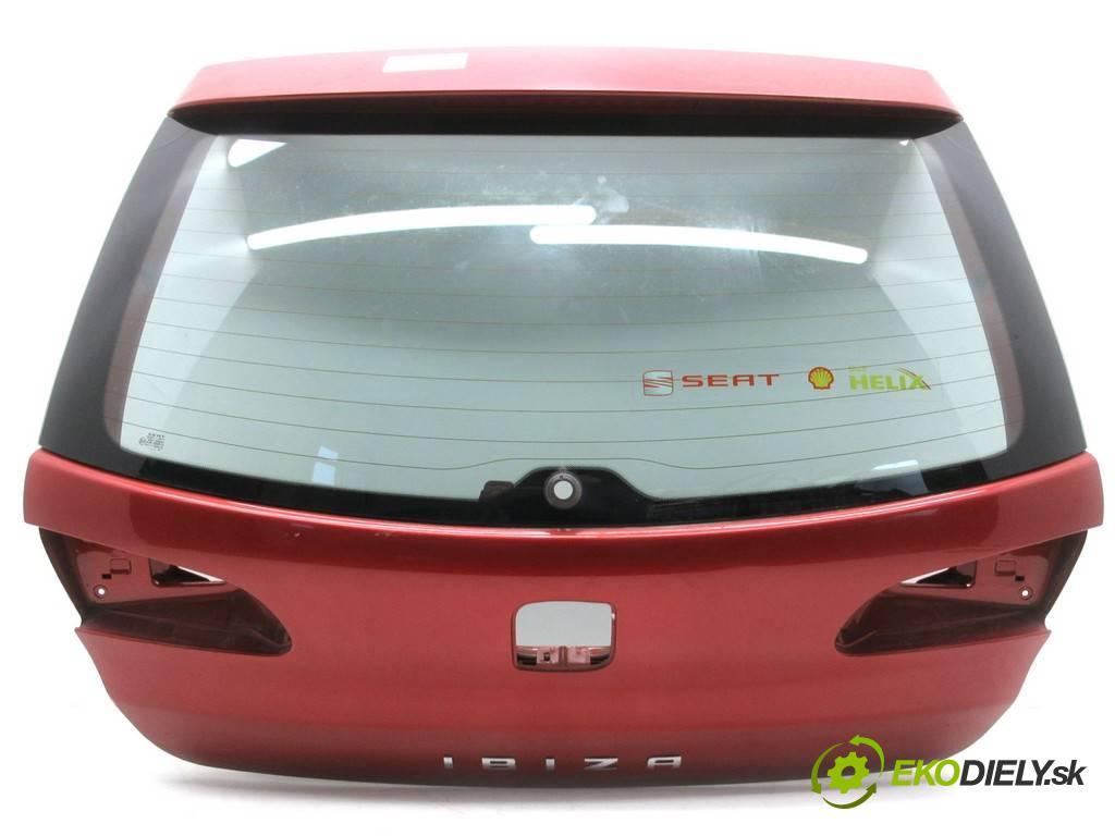 Seat Ibiza III 6L    HATCHBACK 5D 1.4B 86KM 02-08  zadná kapota  (Zadné kapoty)