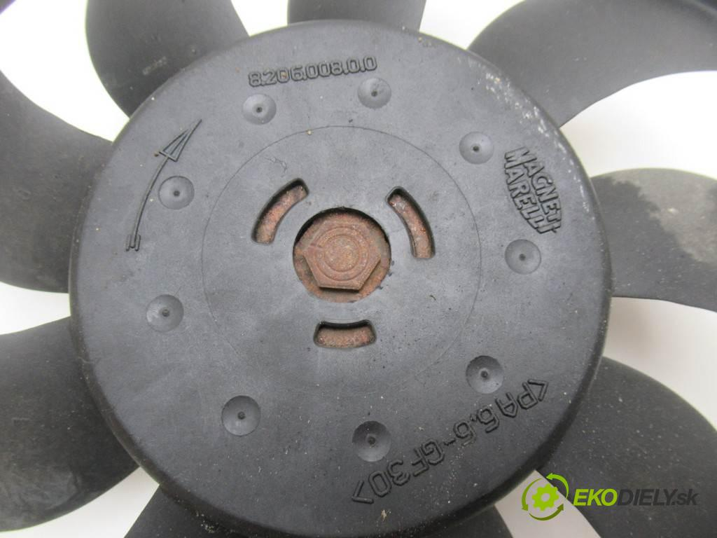 Fiat Punto II  1999  HATCHBACK 3D 1.8B 130KM 99-03 1800 ventilátor klimatizace  (Ventilátory chladičů klimatizace)