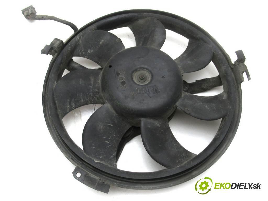 Seat Alhambra  1999  1.9TDI 110KM 95-10 1900 Ventilátor klimatizácie  (Ventilátory chladičov klimatizácie)