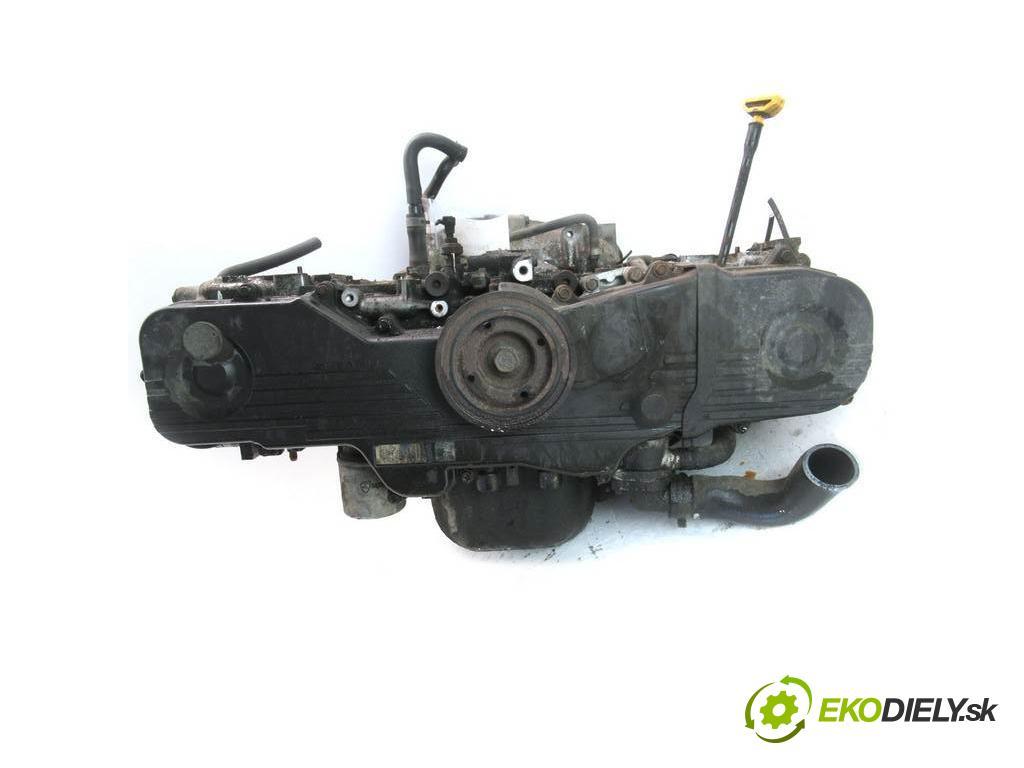 Subaru Forester  1998 92kW 2.0B 125KM 97-02 2000 Motor EJ202 (Motory (kompletné))