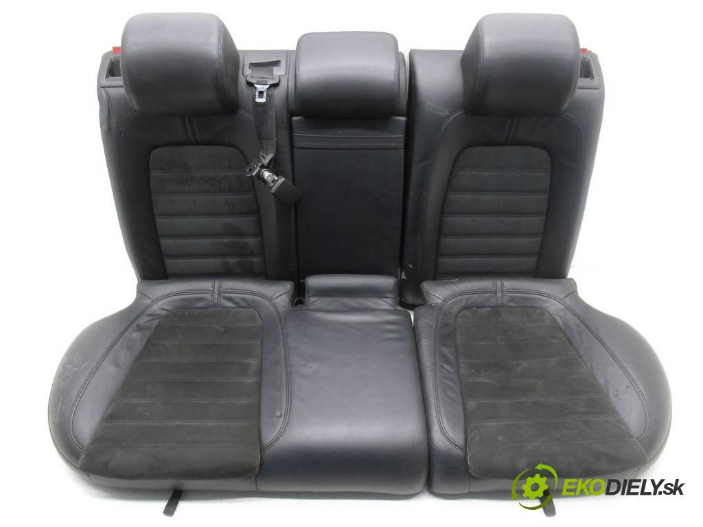 Volkswagen Passat B6  2007 140KM KOMBI 5D 2.0TDI 140KM 05-10 2000 Sedadlo zad  (Sedačky, sedadlá)