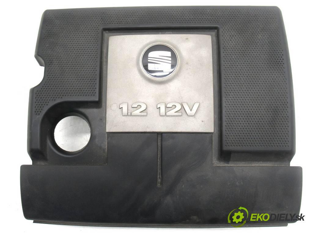 Seat Ibiza III 6L  2004  HATCHBACK 5D 1.2B 64KM 02-08 1200 Kryt Motor 03E129607E (Kryty motora)