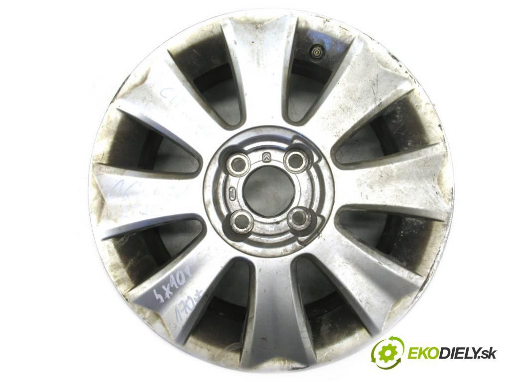 Citroen     16 6,5J 4X108 ET26  disk - 16  (Hliníkové)