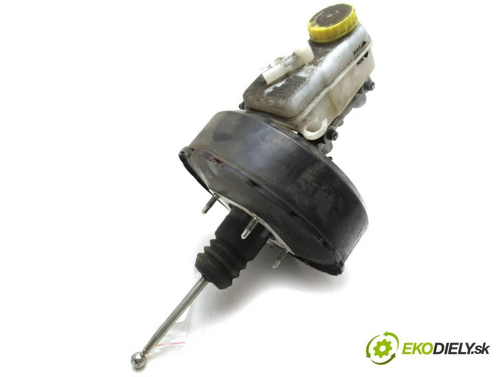 Volkswagen Fox  2010  3D 1.2B 60KM 03-11 1200 Posilovač Pumpa brzdová 5Z1614105G (Posilňovače bŕzd)