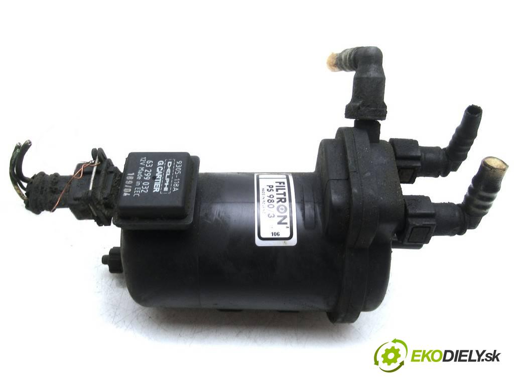 Renault Megane II  2004  KOMBI 5D 1.5DCI 82KM 02-05 1500 Obal filtra paliva  (Obaly filtrov paliva)