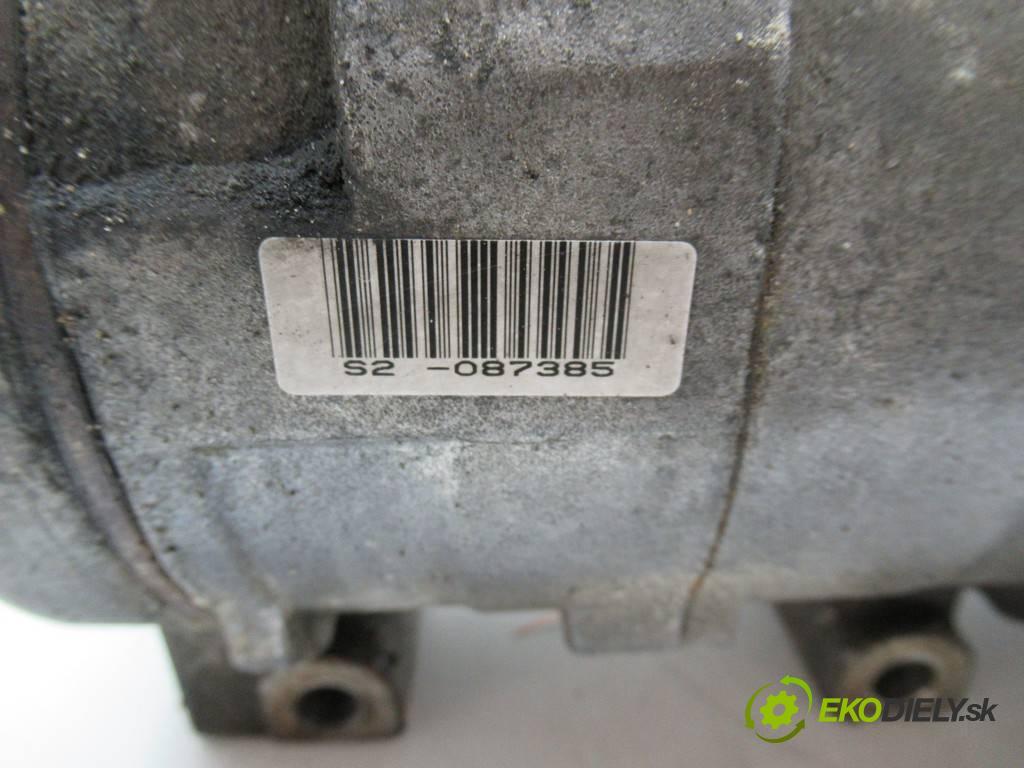 Mazda MPV II  2004  2.0CITD 136KM 99-06 2000 kompresor klimatizace 447220-4661 (Kompresory)
