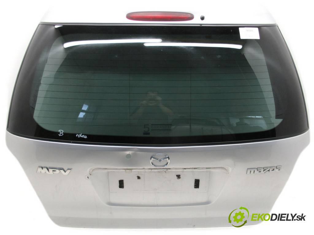 Mazda MPV II  2004  2.0CITD 136KM 99-06 2000 zadná kapota  (Zadné kapoty)