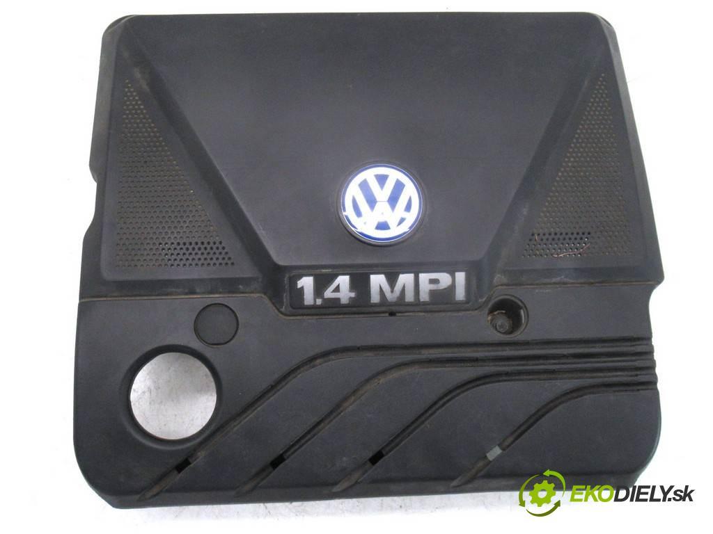 Volkswagen Polo III 6N2 FL  2000  HATCHBACK 3D 1.4B 60KM 99-01 1400 Kryt Motor 030129607AS (Kryty motora)