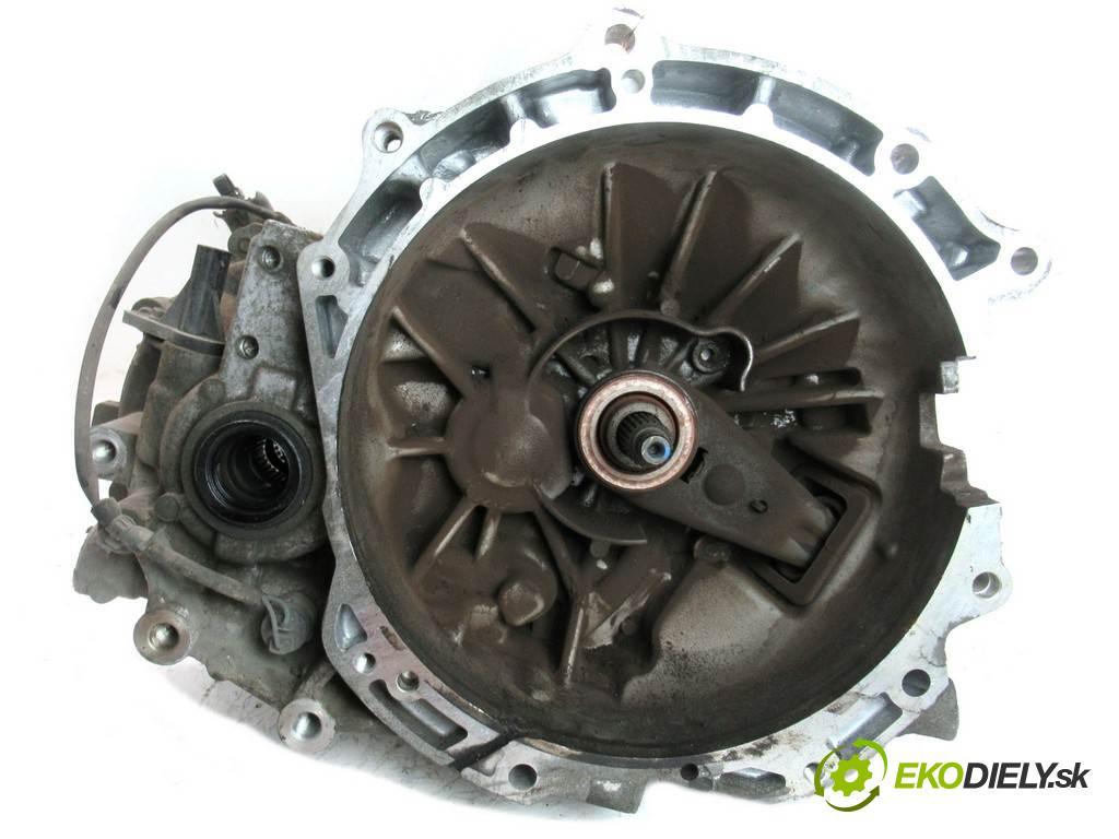 Mazda 5 Premacy II  2006 145KM 2.0B 145KM 05-08 2000 Prevodovka - GWF7 (Prevodovky)
