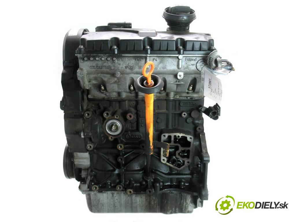 Volkswagen Golf V  2007  KOMBI 5D 1.9TDI 105KM 03-08 1900 Motor BXE (Motory (kompletné))