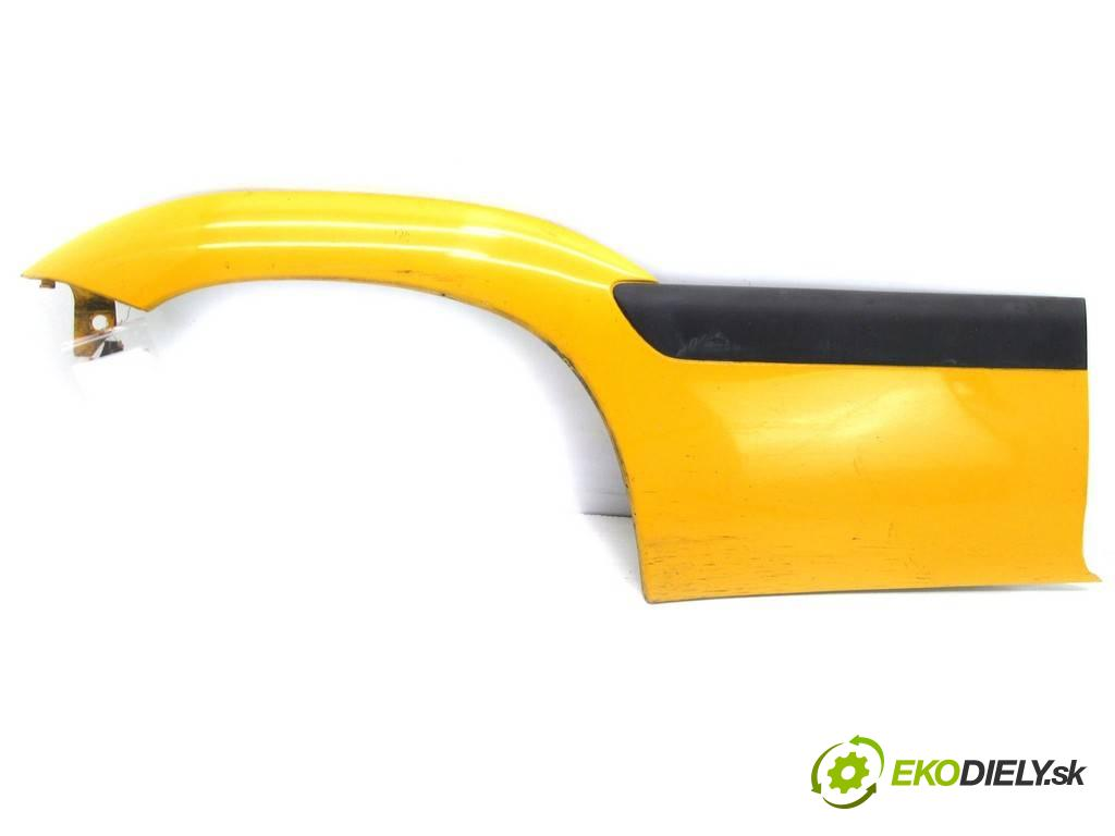 Citroen Saxo    HATCHBACK 3D 1.4 VTS 75KM 96-03  Lišta blatníka zad pravá  (Lišty)
