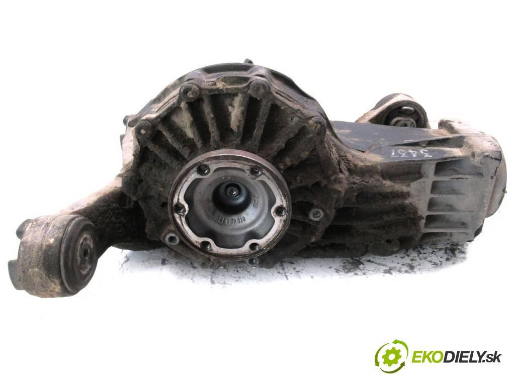 Audi A6 C5 Allroad  2002  KOMBI 5D 2.5TDI 150KM 99-05 2500 Most zad ,diferenciál FCE (Zadné)