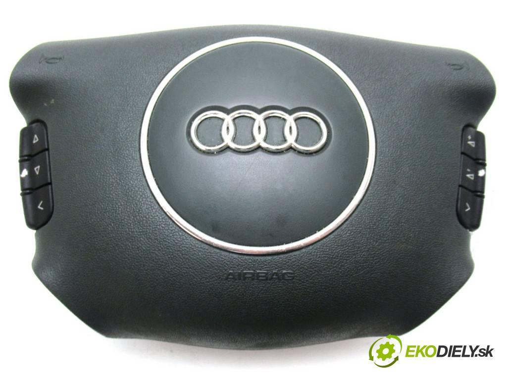 Audi A6 C5 Allroad  2002  KOMBI 5D 2.5TDI 150KM 99-05 2500 AirBag - volantu  (Airbagy)