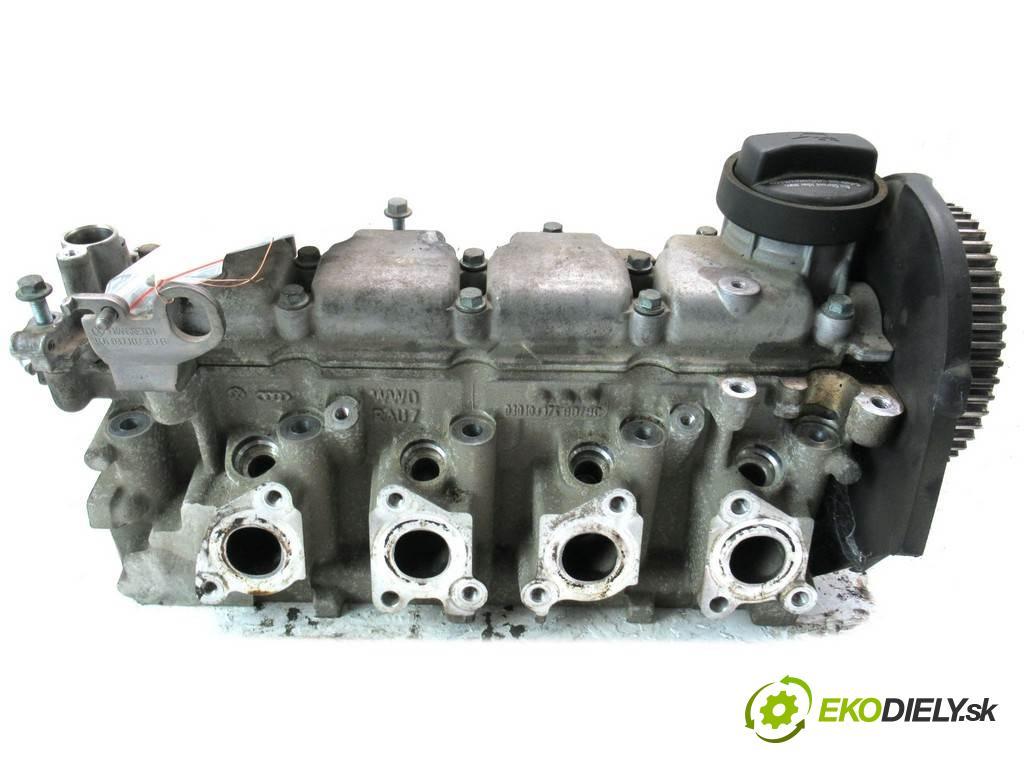Volkswagen Polo III 6N2 FL  2000  HATCHBACK 3D 1.4B 60KM 99-01 1400 Hlava valcov 030103374BB (Hlavy valcov)