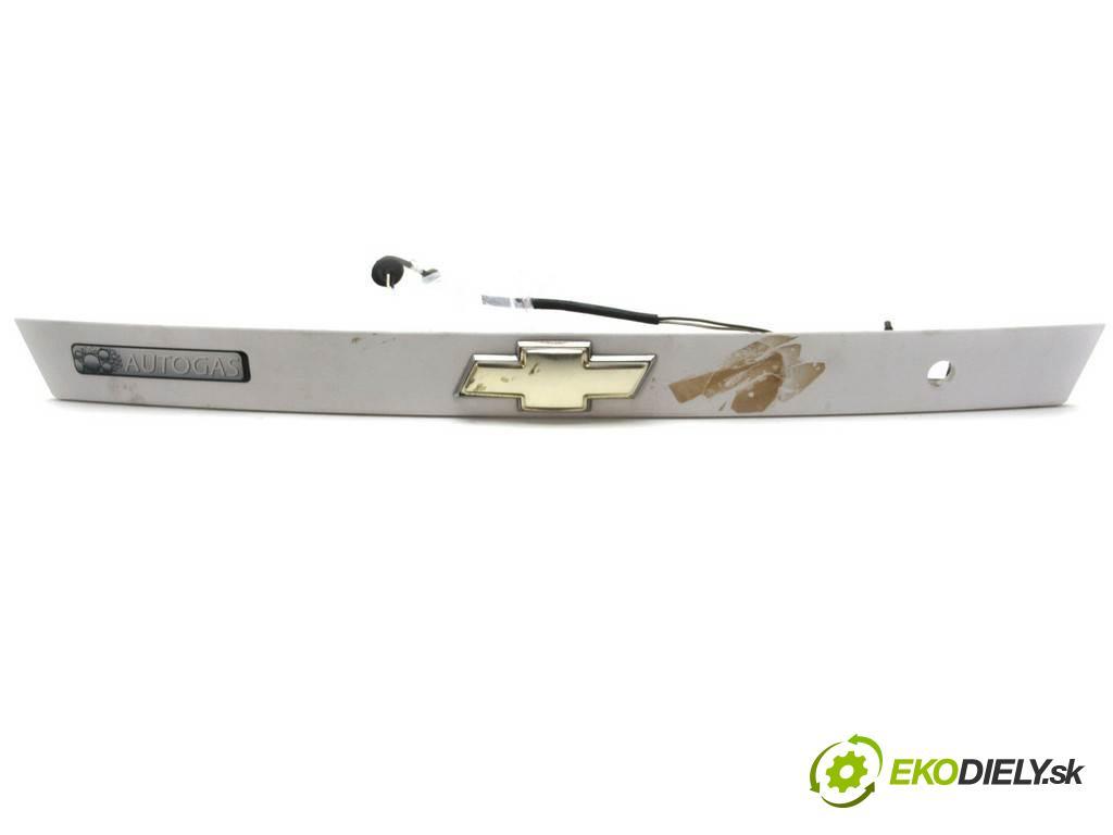 Chevrolet Lacetti   2008  HATCHBACK 5D 1.4B 95KM 03- 1400 Lišta dverí zadnej  (Lišty)