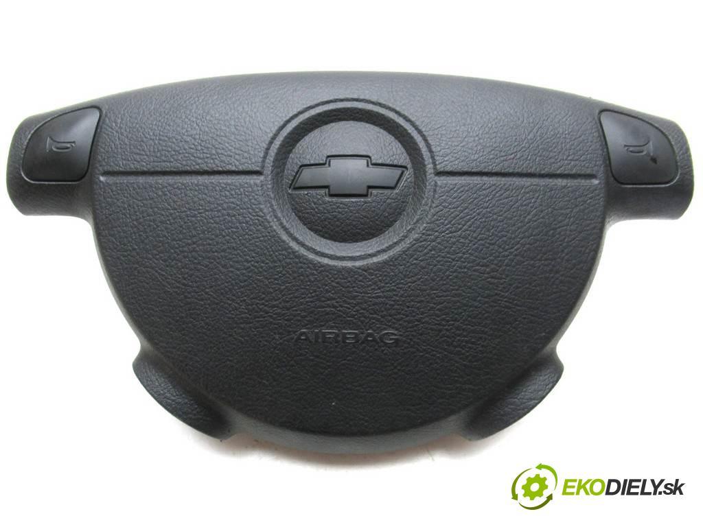 Chevrolet Lacetti   2008  HATCHBACK 5D 1.4B 95KM 03- 1400 AirBag - volantu 96474818 (Airbagy)