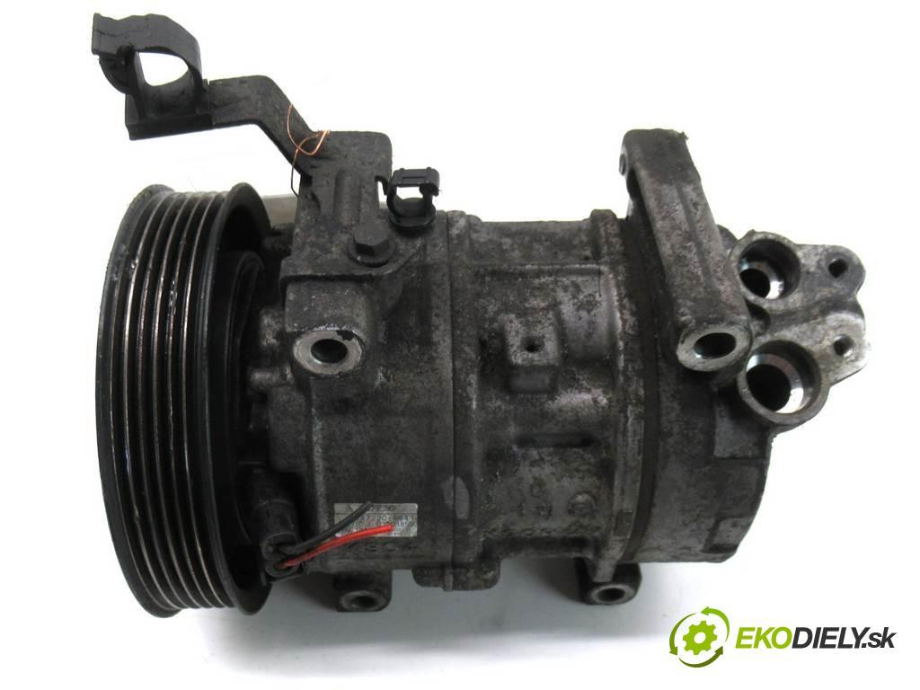 Fiat Stilo  2002 116KM HATCHBACK 5D 1.9JTD 115KM 01-07 1900 Kompresor klimatizácie 447220-8641 (Kompresory klimatizácie)