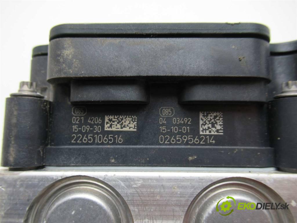 Fiat Ducato III  2015  LIFT 2.3JTD 130KM 06- 2300 pumpa ABS 51987033 (Pumpy brzdové)