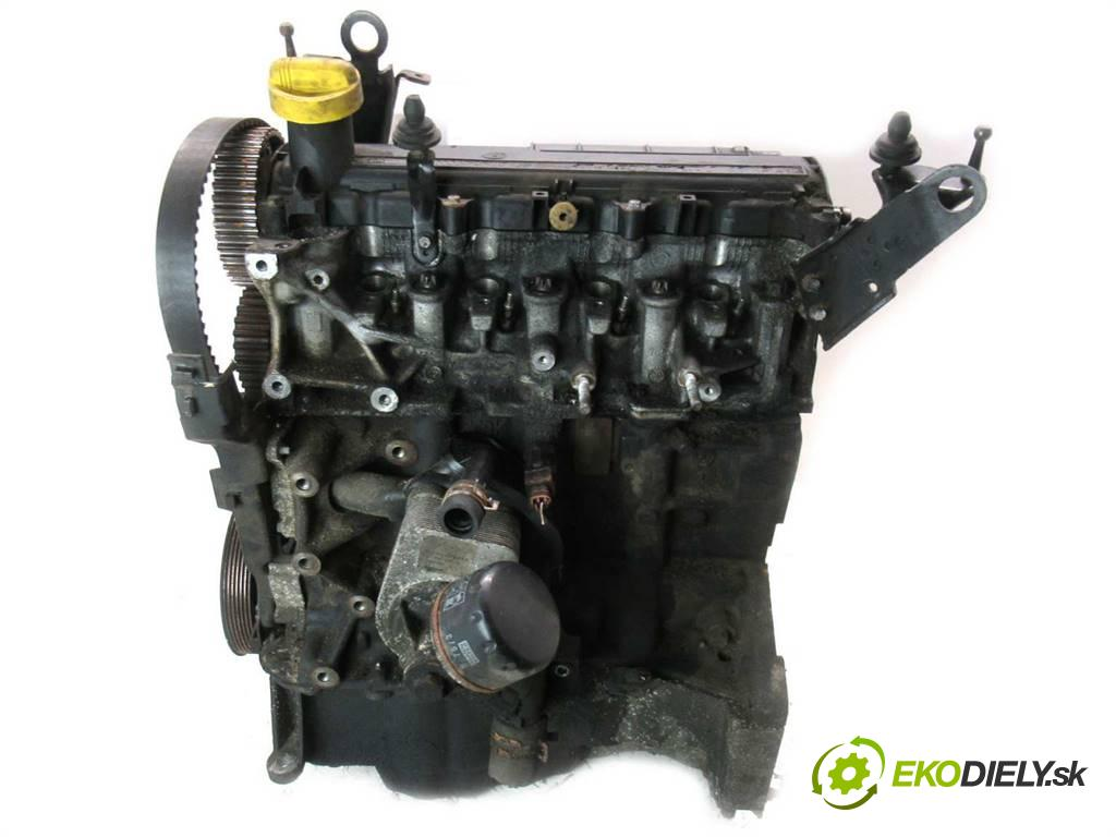 Renault Kangoo I FL  2007  LIFT 1.5DCI 68KM 03-08 1500 Motor F9K 830 (Motory (kompletné))