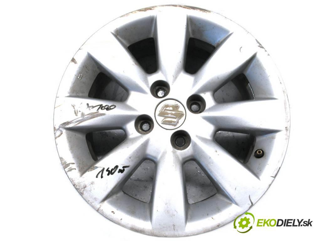 Suzuki     15 6J 4X100 ET45  disk - 15  (Hliníkové)