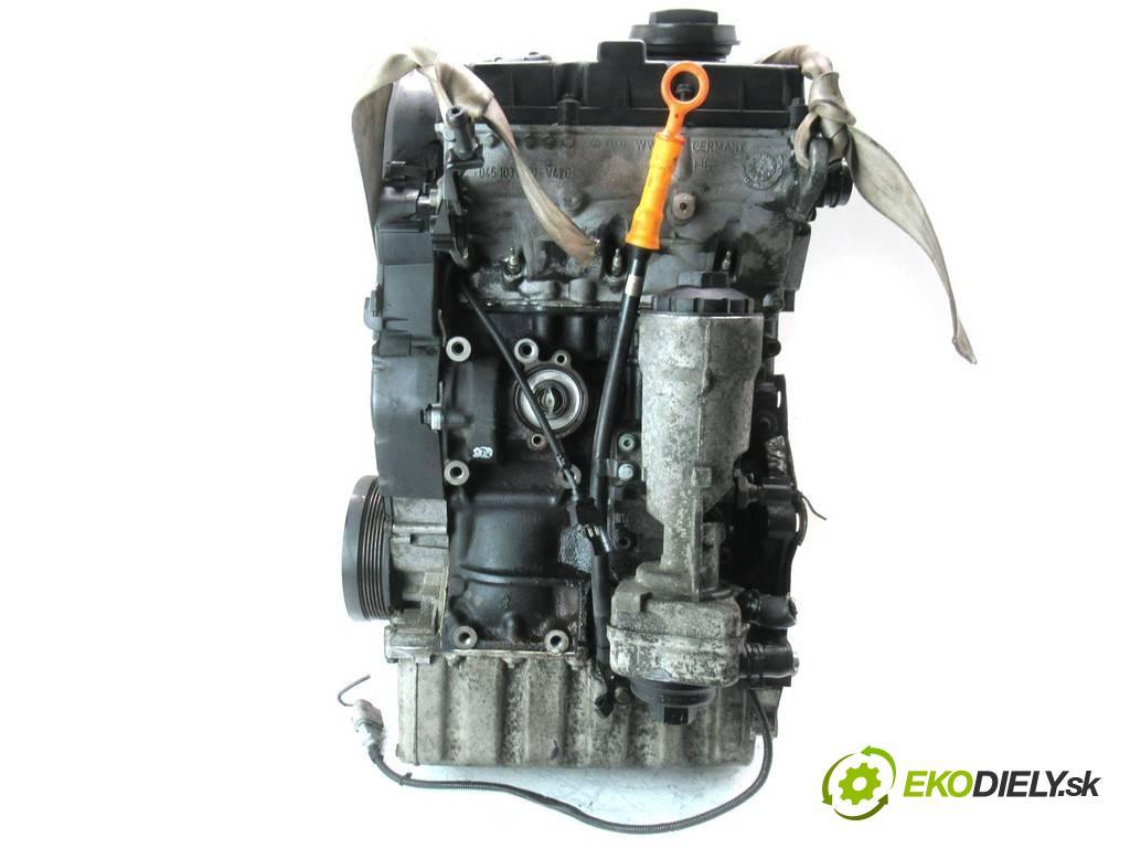 Volkswagen Polo IV 9N  2003  HATCHBACK 3D 1.4TDI 75KM 01-09 1400 Motor BAY (Motory (kompletné))