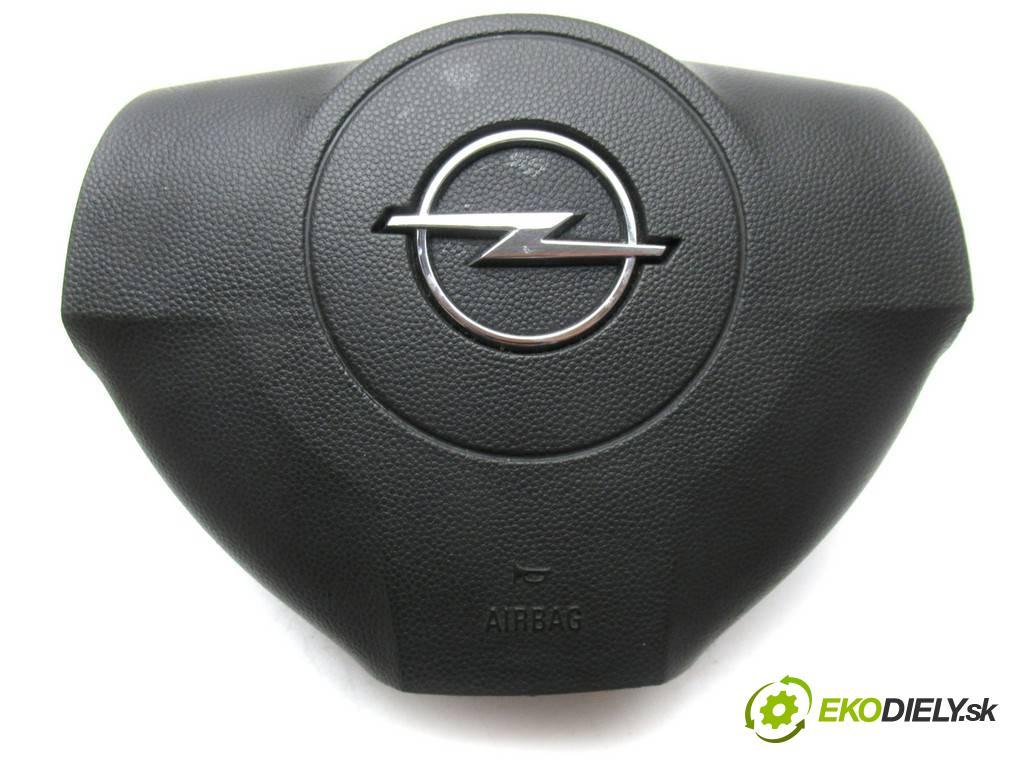 Opel Astra H  2004  KOMBI 5D 1.7CDTI 100KM 04-14 1700 AirBag - volantu 93862633 (Airbagy)