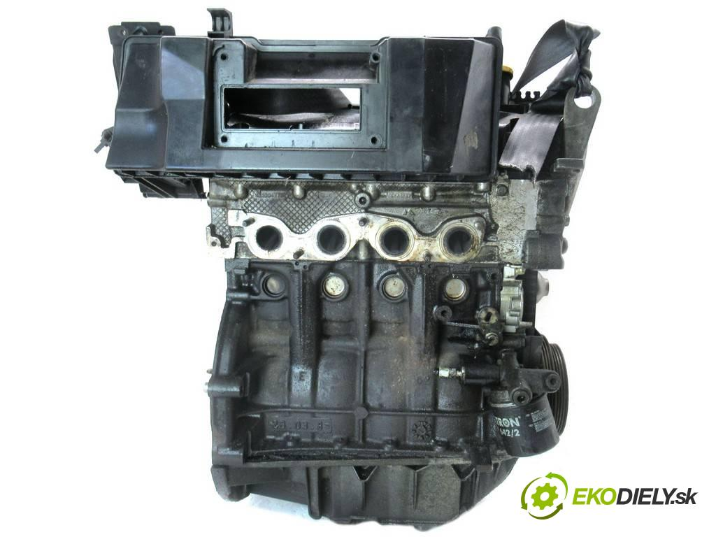 Renault Clio II LIFT  2003  HATCHBACK 3D 1.2B 16V 75KM 01-12 1200 Motor D4F (Motory (kompletné))